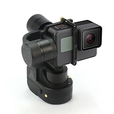 Zhiyun Z1 Rider M 3-Axis Wearable Camera Gimbal WG Stabilizer Support APP