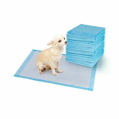 300 PCS 17'' x 24'' Puppy Pet Pads Dog Cat Wee Pee Piddle Pad training underpads