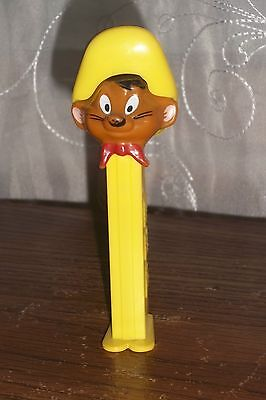 PEZ Speedy Gonzales Disney Candy Dispenser Made in Hungary With Feet