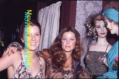 Priscilla Presley WOW 35MM SLIDE TRANSPARENCY 507 NEGATIVE PHOTO