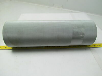 "2 ply smooth top nylon back conveyor belt 11ftx14-3/4"" 7/64"" thick"