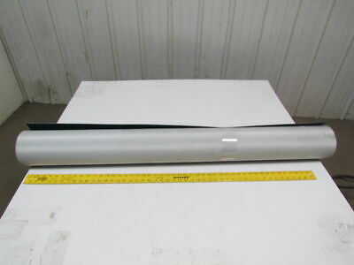 """2 ply blue smooth top nylon back conveyor belt 12ftx52-1/2"""" 5/64"""" thick"""