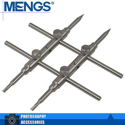 MENGS 3K-02 Lens Repair Spanner Wrench w/ Stainless Steel And Iron Material