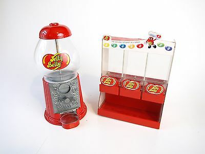Jelly Belly Dispenser Store Display Lot Gumball Machine Kids Room Gift Candy Guc
