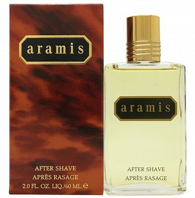 Aramis Aftershave 60Ml Splash - Men's For Him. New. Free Shipping
