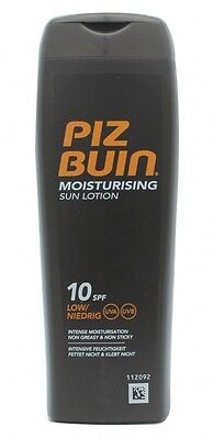 Piz Buin In Sun Lotion 200Ml Spf10. New. Free Shipping