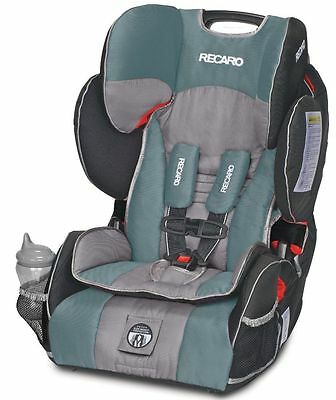 Recaro Performance Sport Combination Harness To Booster Child Car Seat Marine