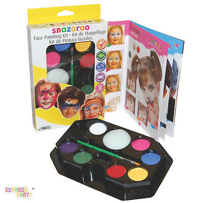 Snazaroo Unisex Face Paint Kit