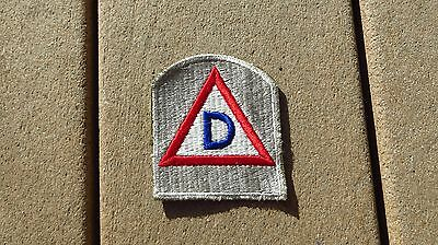 Ww2 Us Army 39Th Infantry Division Patch Cut Edge Ssi Insignia