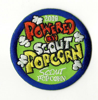 2009 Trail's End Scout Popcorn Sale - Scouts Canada