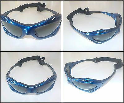 POLARIZED CORAL Sunglasses/Goggles Fishing Boating Water Kite Surfing SUP Jetski