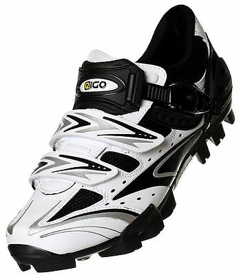 New 2016 Eigo Vega Kids Cycle Shoes - Bmx Mtb Mountain Bike Spd Youth Junior