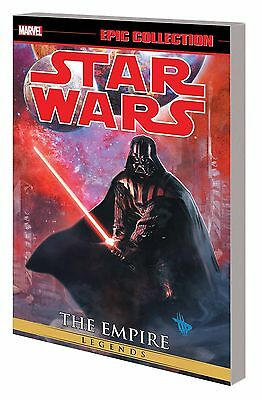 Star Wars Epic Collection: The Empire Volume 2 Softcover Graphic Novel