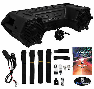 "Planet Audio PATV65 450W ATV/Off Road/Marine Dual 6.5"" Bluetooth Speaker System"