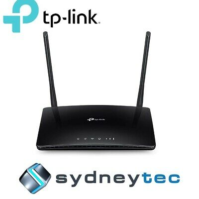 New TP-Link TL-MR6400 300Mbps Wireless N 4G LTE Router