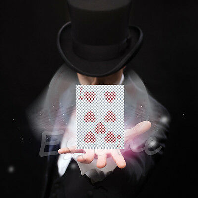 New Popular Card Vanish Illusion Change Sleeve Close-Up Street Magic Trick