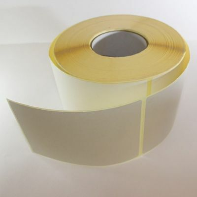 500 LARGE Self Adhesive White Sticky Labels address thermal  6x4inch.100mm  150m