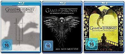 Game of Thrones Staffel 3-5 (3+4+5) Blu-ray Set NEU OVP