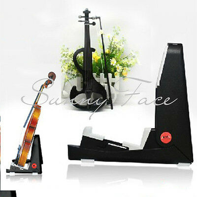 Foldable Adjustable Portable Professional Ukulele and Violin Instrument Stand S