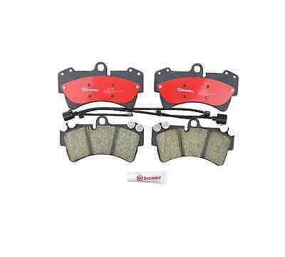 For Porsche Cayenne 2003-2010 Front Disc Brake Pads Kit Brembo