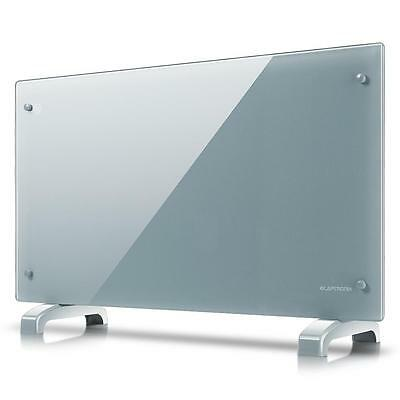 Anthracite/Grey 2000W Glass Free Standing/Wall Mount Electric Panel Heater