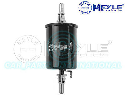 Meyle Fuel Filter, In-Line Filter 29-14 323 0001