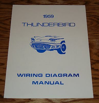 1959 ford thunderbird wiring diagram manual 59 • cad 12 29 1959 ford thunderbird wiring diagram manual 59