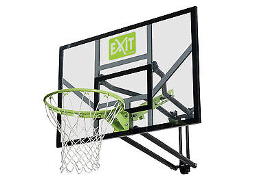 Exit Basketballanlage Ballsport Indoor/Outdoor Basketball-Korb mit Ring und Netz