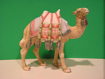 LENOX Nativity LITTLE TOWN OF BETHLEHEM CAMEL sculpture NEW in BOX