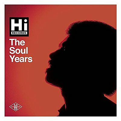 Various Artists - Hi Records: The Soul Years NEW 2 x CD