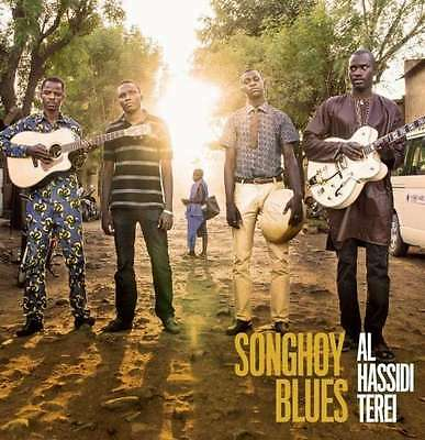 Songhoy Blues - Al Hassidi Terei NEW 7""
