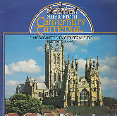 Canterbury Cathedral Choir music from canterbury cathedral