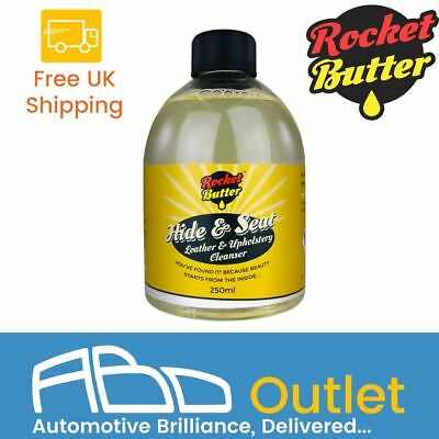 Rocket Butter Hide & Seat Car Interior Leather & Upholstery Cleaner 250ml