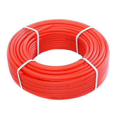 "1/2"" x 300ft Feet Pex Tubing Non Oxygen Barrier Pex-B Radiant Floor Heat Red"