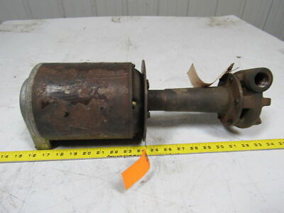 Gusher Pump 9025-L 623-442 Coolant Pump 1/4HP 3450RPM Rewound Motor 460V only