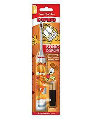 Garfield Sonic Powered Children's Toothbrush