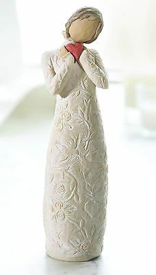 Willow Tree Figurine - Je t'aime, 26231, Ideal Valentine or Anniversary Gift