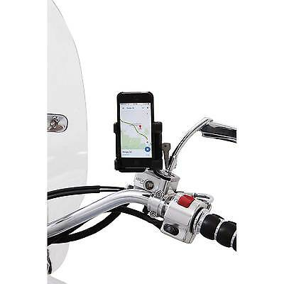 Ciro Smartphone GPS Holder Mirror Mount for Harley Models