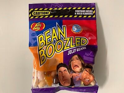 Jelly Belly Bean Boozled Beans Tüte 54g Bertie Botts Harry Potter Halloween