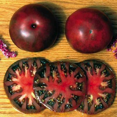 Tomate-Tomato Black From Tula  100-2000 Semillas,Seeds