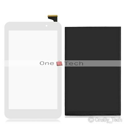 New Asus MeMO Pad 7 ME176C ME176CX K013 White Touch Digitizer+LCD Display Screen