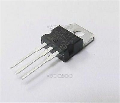 10Pcs Npn Transistor Tip122 Complementary 100V 5A New Develope Ic Diy S