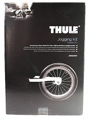 Thule/Chariot Jogging Kit for CX 1 New !