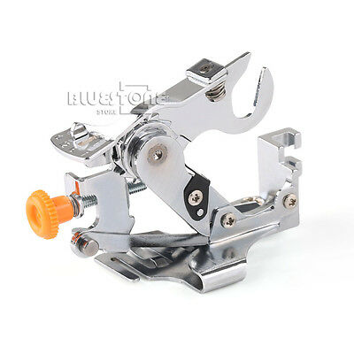 Ruffler Presser Foot Low Shank for Brother Singer Pfaff Janome Sewing Machine