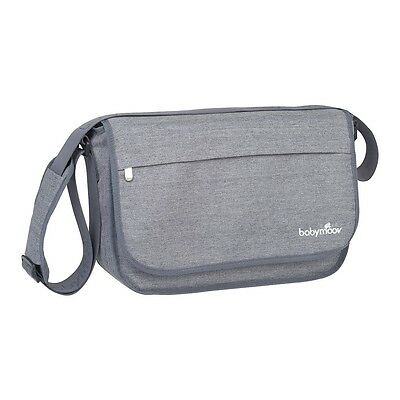 Babymoov Messenger Changing Bag (Smokey Grey)