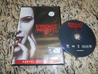 Fright Night 2 New Blood (Dvd,2013)