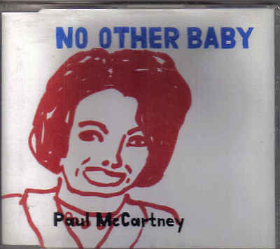 Paul McCartney-No Other Baby cd maxi single