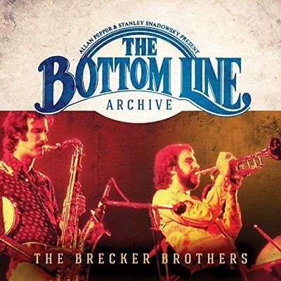 The Brecker Brothers - The Bottom Line Archive Series (NEW CD)