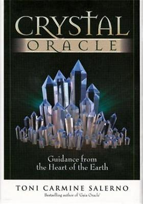 Crystal Oracle Card Deck!