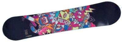 FIREFLY EXPLICIT Kinder Snowboard + Soft-Bindung C2 Jr.